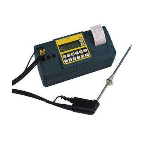 Portable Flue Gas Analyzer, पोर्टेबल गैस विश्लेषक in Manjalpur, Vadodara ,  Malhar F And S Service   ID: 19756770748