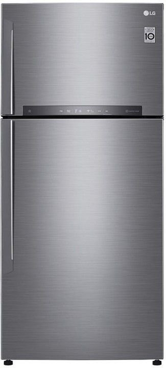 LG 516 L 3 Star Frost Free Double Door Refrigerator (GN-H60...