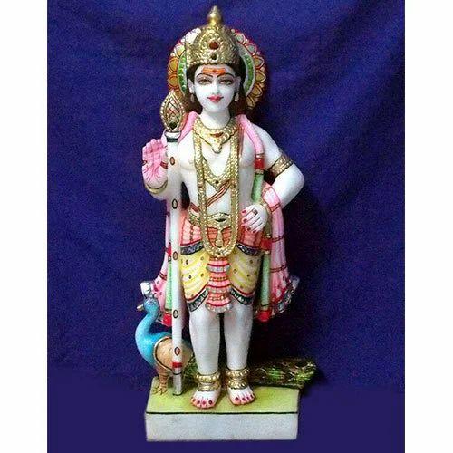 Kartikeya Statue Manufacturer From Jaipur