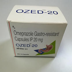 Omeprazole Gastro Resistant Capsule