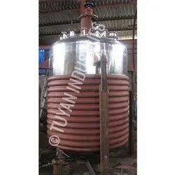 Resin Reactor