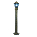 Designer Rope Pillar Lamp Post