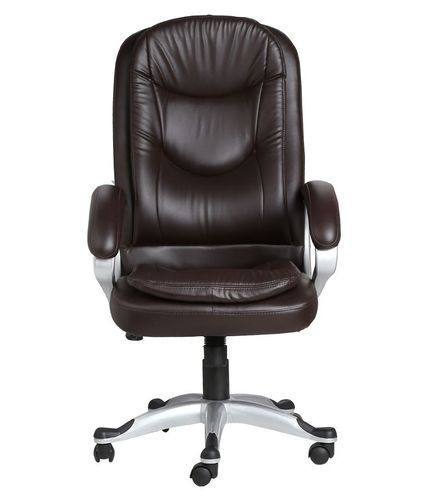 Trends Metal Helado Executive High Back Office Boss Chair