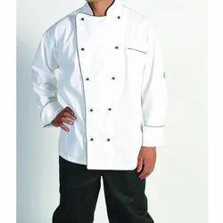 White Chef Coat