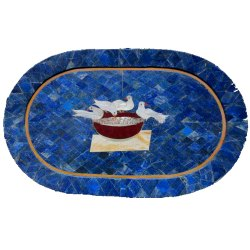 Marble Inlay & Marble Table Tops