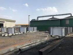 Railway grider Zinc Spray Metalizing Services