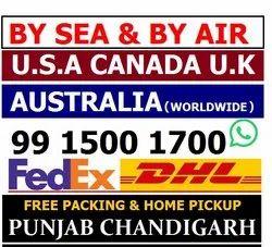 Sea Cargo Shipping  Ludhiana To UK USA Canada Australia