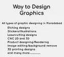2D Graphic Designing Service