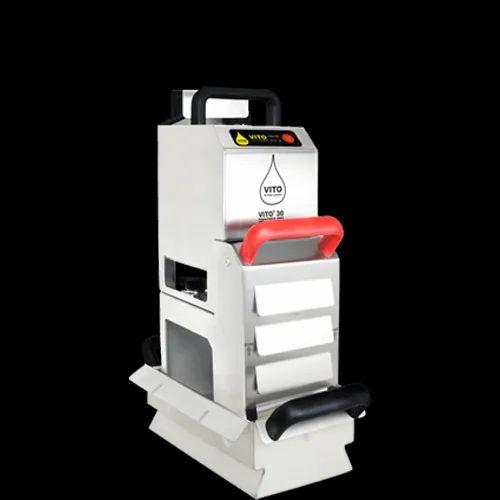 Vito 30 Oil Filter Machine