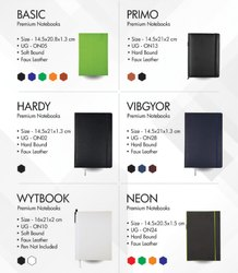 Premium Notebooks