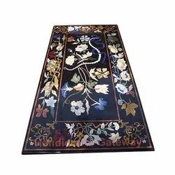 Stone Inlay Table Top