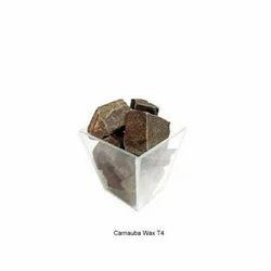 Solid Black Carnauba Wax T4 Lumps, Packaging Size: 25 kg, Grade Standard: Technical