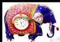 Metal Watch Elephant