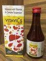 Silymarin, B Complex & Multivitamins Syrup