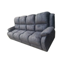 Four Seater Office Sofa