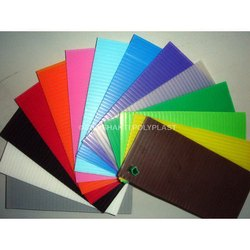 PP Colored Flute Sheet