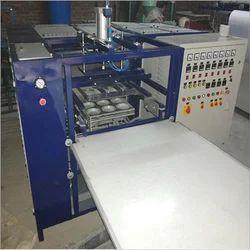 Automatic Thermocol Plate Making Machine