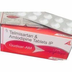 Telmisartan 40 mg, Amlodipine 5 mg