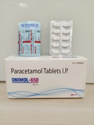 Paracetamol Tablets I.P., OSHO, 25 X 10 Tablet