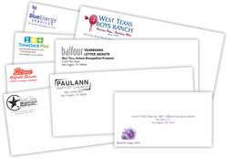 Coloured Envelopes Printing Services