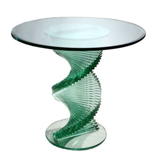 Round Glass Table Thikness 8 Mm, 25 Inch Round Glass Table Top