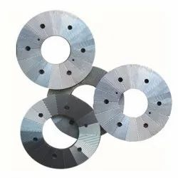 High Speed Steel Pulverizer Disc Blades, For Industrial, 25mm