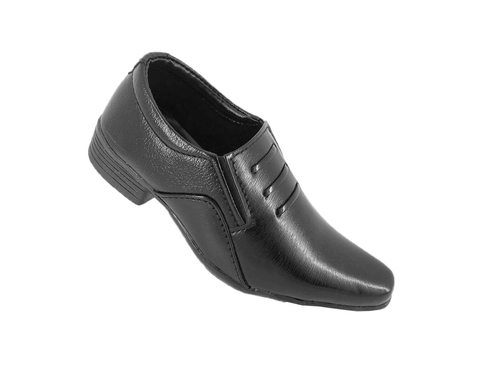 Kids Black Formal Shoes, Rs 210 /pair