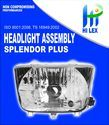 Hilex Splender Plus/ Splender Pro Head Light Assembly