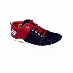 Lace Up Men's Designer Casual Shoes, Size: 6-10