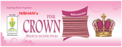 Metallic Pink Incense Sticks