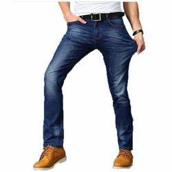 Denim Plain Men''S Party Wear Jeans