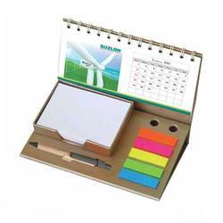 STICKY NOTE PAD WITH CALENDER