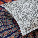 Hand Block Prints Cushion Cover