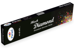 Black Diamond Agarbatti Platinum Collection