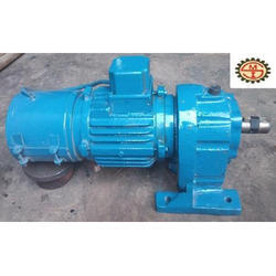 Gear Motor With Brake