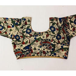 Cotton Lining Printed Kalamkari Blouse Rs 350 Piece Sree Lakshmi
