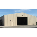 Industrial Roof Shed