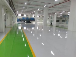 Heavy Duty Epoxy Flooring Service, Waterproof