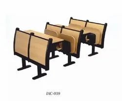Iac-039 Institutional Classroom Step Desk Chair