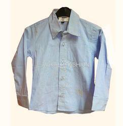 Green Cheque Designer Cotton Shirt