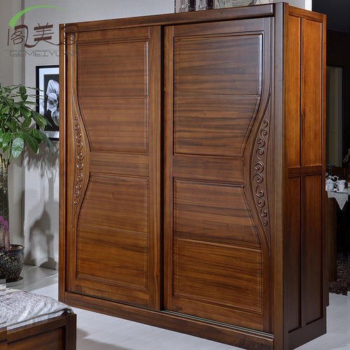 Teak Wood Wardrobe At Rs 1000 Square Feet लकड क