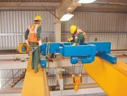 E.O.T. Crane Maintenance Services
