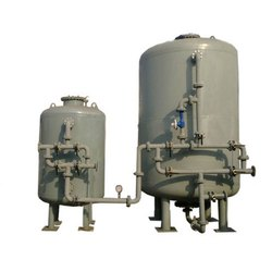 Automatic Water Softening Plant