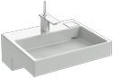 Vanity Top With Single Faucet Hole
