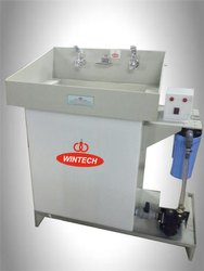 Jewellery Settling Tank (Hand Wash)