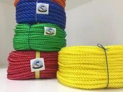 Nylon 3-Strand Twisted HDPE Fishing Net Ropes