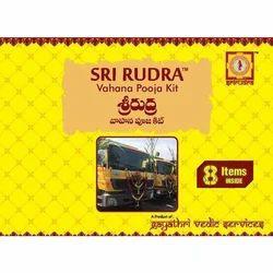 Sri Rudra Vehicle Pooja Kit