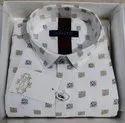 Men Kento Printed Shirt - 3768