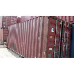 20 feet Steel Shipping Container