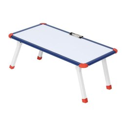 2-in-1 Height Adjustable Baby Bed Table